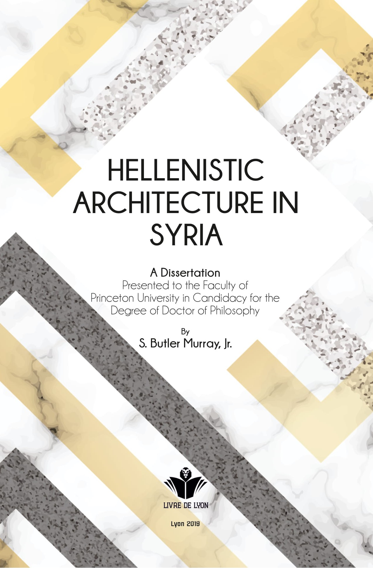 Hellenistic Architecture in Syria