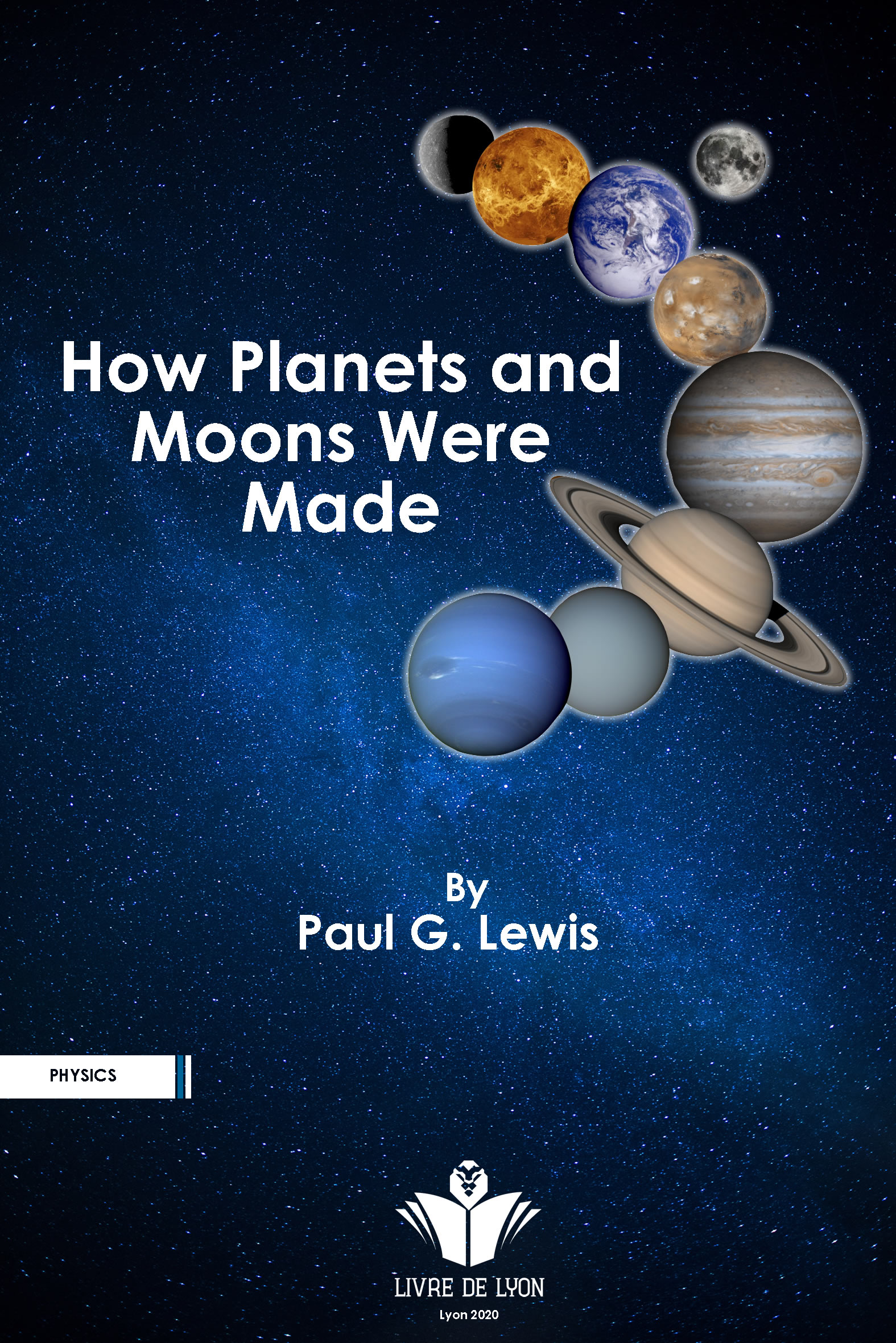 How Planets and Moons Were Made