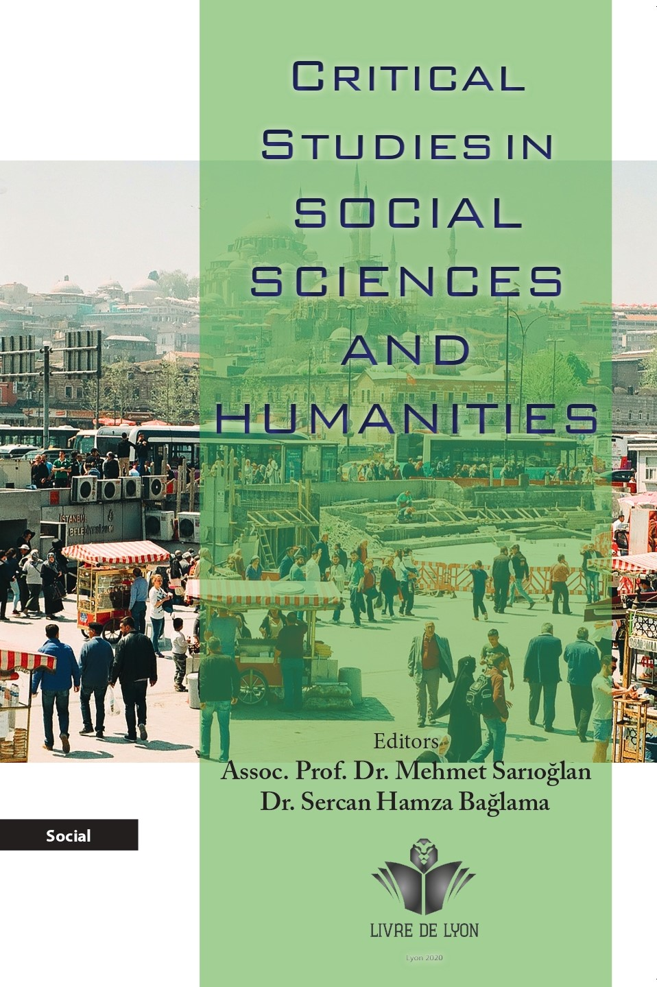 Critical Studies  in  Social Sciences and Humanities