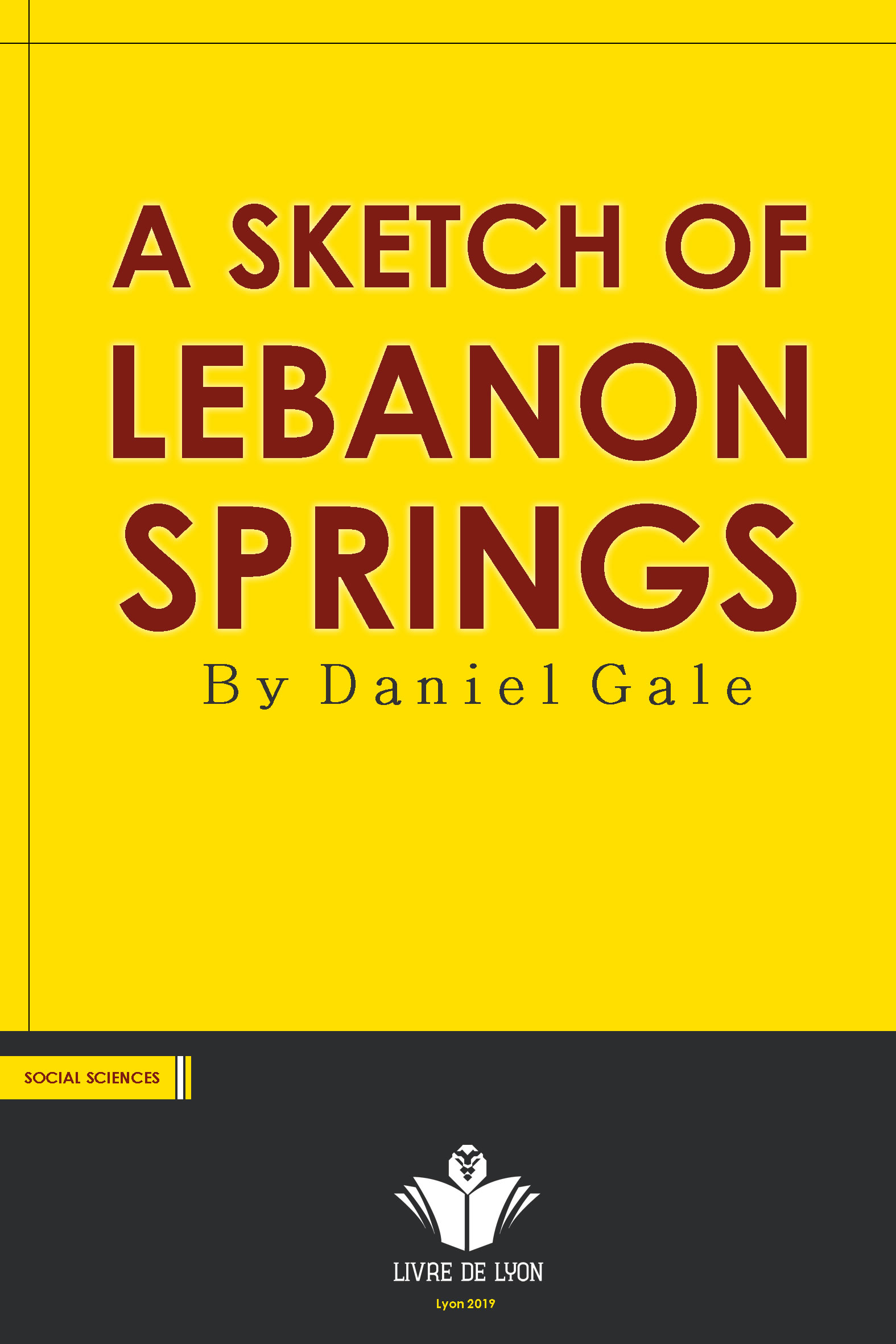 A Sketch of Lebanon Springs