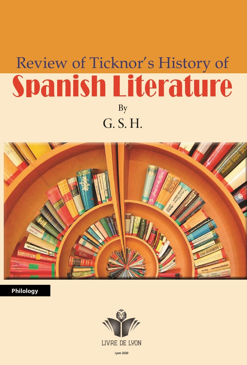 Review of Ticknor s History of Spanish Literature
