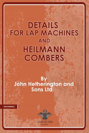 Details for Lap Machines and Heilmann Combers